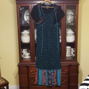 Carole Little Sun Dress size 6